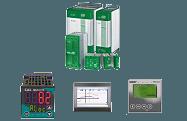 Categorie Termoregolatori Industriali: regolatori di pressione, processo multi zona, multi loop, guida DIN, profiler programmatore