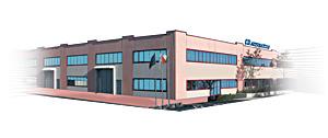 Stabilimento di CD Automation Legnano Milano Italia