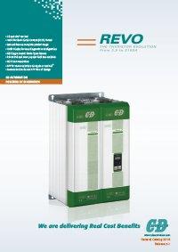 immagine della cover del catalogo della famiglia REVO