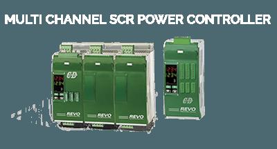 Multi Channel SCR Power Controller