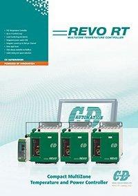 immagine della cover del catalogo del REVO RT