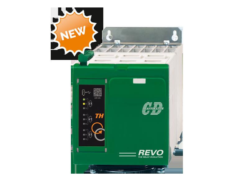 Los controladores de potencia REVO TH se encuentran entre los últimos proyectos pertenecientes a la familia REVO.