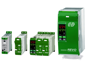 SCR Power Controller range CD Automation