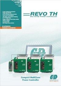 immagine della cover del catalogo del REVO TH