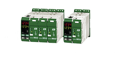 Temperature and power controller