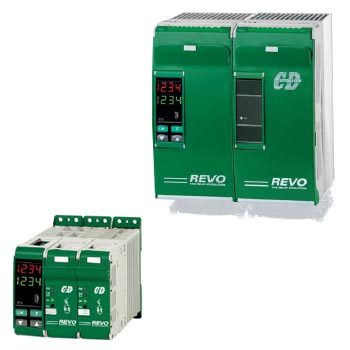 REVO TC 2PH Temperature and Power Controller