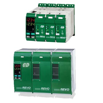 Three phase Thyristor Power Unit REVO M 3PH